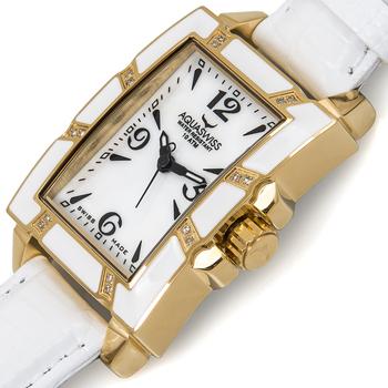 AQUASWISS AVL Ladies DIAMOND Watch (Brand New) Retails at $1,495.00