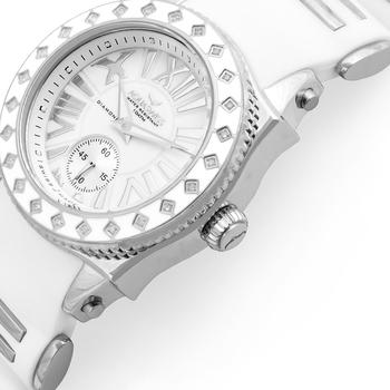 AQUASWISS Swissport L Diamond 24 Ladies Watch (Brand New) Retails at $1,495.00