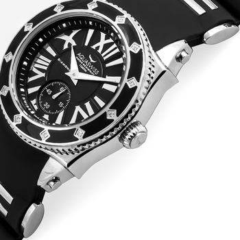 AQUASWISS Swissport L Diamond Watch (Brand New) Retails at $1,495.00