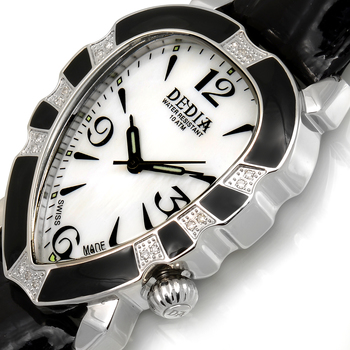 DEDIA Lily LT Ladies Diamond Watch (Brand New) Retails at $1,495.00