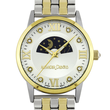 Lumieres Two Tone Ladies Watch
