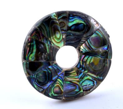52.860 Carat Abalone Loose Gemstone