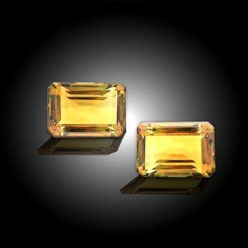 1.825 Carat Citrine Loose Gemstone