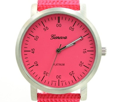 Hot Pink, Ladies Watch! Mystery Box Gift Free Included