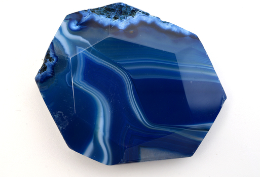 83.490 Carat Blue Agate Full Drilled  Loose Opaque stone