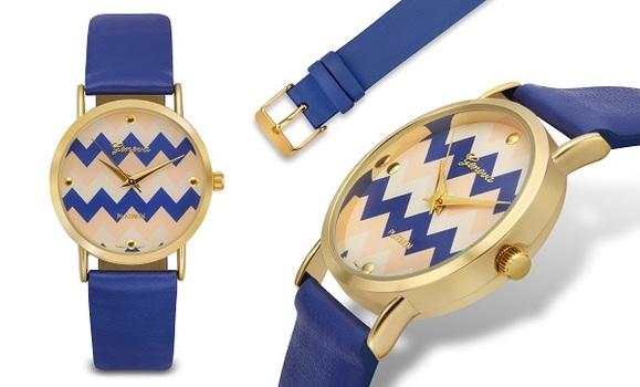 Casual Royal Blue, Ladies Watch