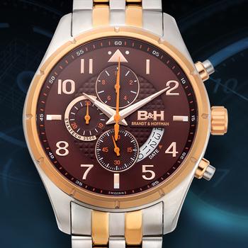Luxury Swiss Chronograph Men's Watch