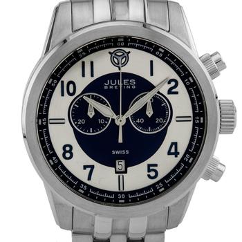 Jules Breting men's Swiss quartz chronograph Watch