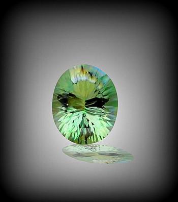 4.39 Carat Mystic Topaz Loose Gemstone