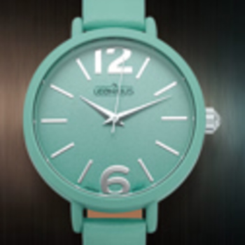 Teal Green, Casual Ladies Watch