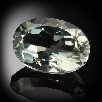 4.09 Carat Green Amethyst Prasiolite Loose Gemstone