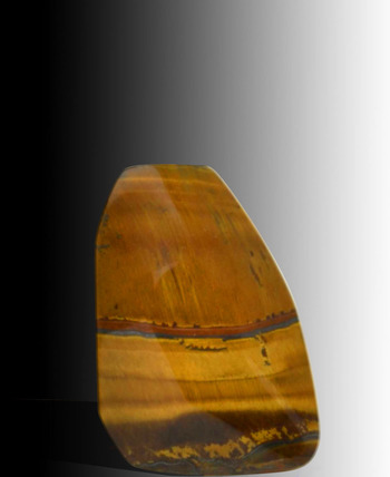 41.080 Carat Tiger Eye Full Drilled  Loose Opaque stone