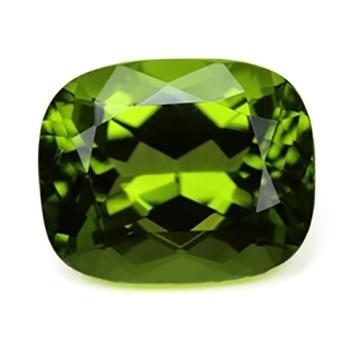 2.865 Carat  Peridot  Loose Gemstone