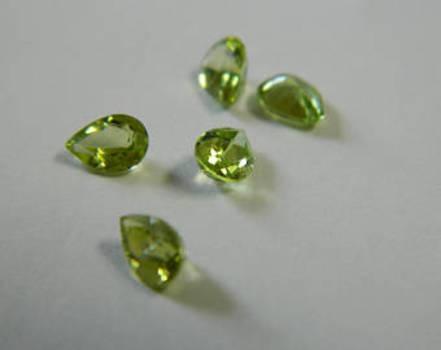 2.130 Carat  Peridot  Loose Gemstone