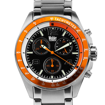 Luxury Multi-Function Chronograph Men's Watch