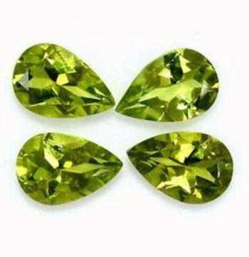 2.880 Carat AA Peridot  Loose Gemstone