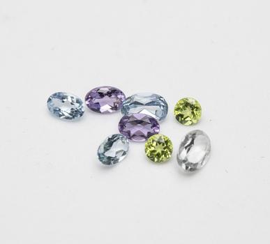 4.230 Carat AA Multi Loose Gems stone