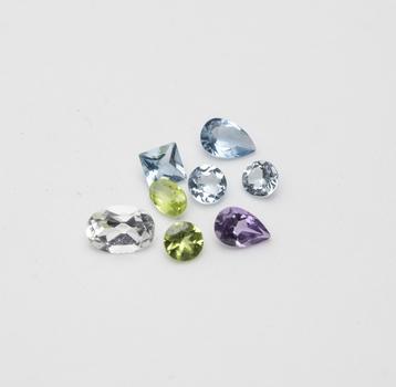 3.150 Carat AA Multi Loose Gems stone