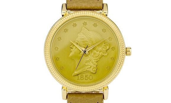 Gold Case, Ladies Watch
