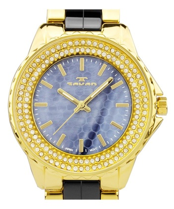 Two Tone Fashion Ladies Watch