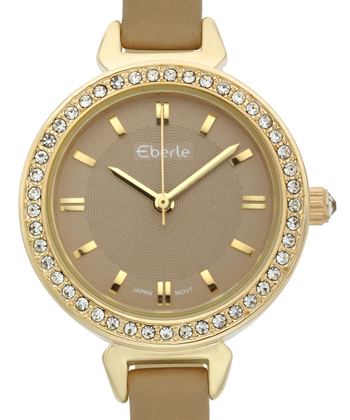 Tan Color, Casual Ladies Watch