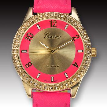 Hot Pink, Ladies Watch
