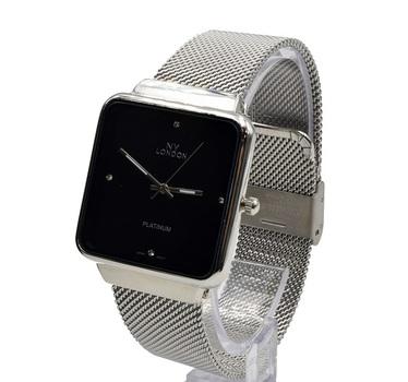 Silver Tone Bracelet, Ladies Watch
