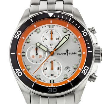 Men's Chronograph Multi Function Watch