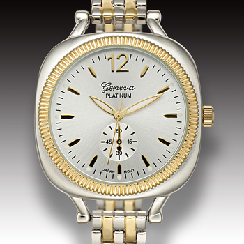 Two Tone, Casual Ladies Watch