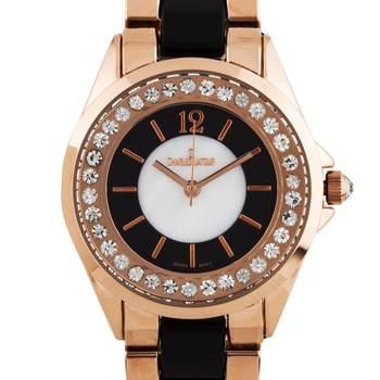 Charles Latour Rose Gold Voluta Ladies Watch
