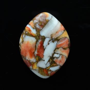 48.080 Carat Spiny Oyster Loose Gemstone