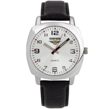 Casual Leather Men's Watch