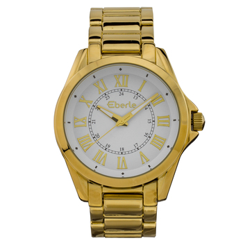 Casual Roman Numerals Ladies Watch