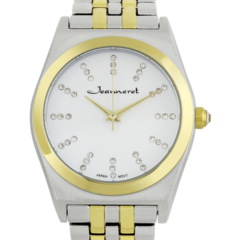 Causal Crystal Hour Indices Ladies Watch