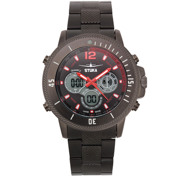 Digital Multi Function Men's Watch