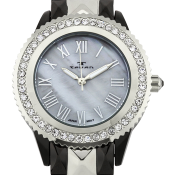 Luxury Mother of Pearl Dial Ladies Watch