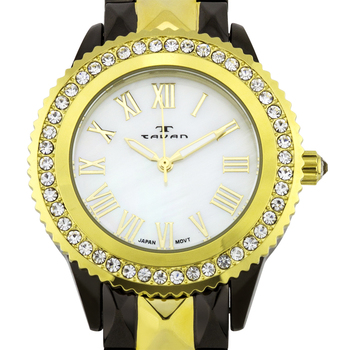 Luxury Mother of Pearl Dial Ladies Watch