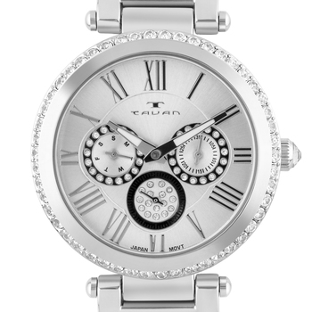 Luxury Multi-Function Ladies Watch