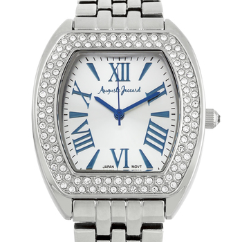 Silver Tone Ladies Watch