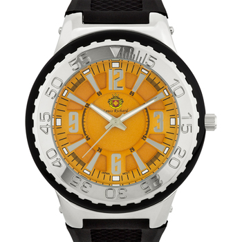 Sporty Multi Textured Dial Men's Watch
