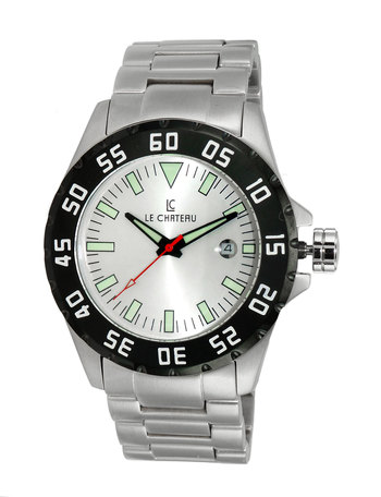 AUTOMATIC 20-JEWEL, LUMINOUS HOUR INDICATOR , LC-7075_MSV - RETAIL AT $350.00