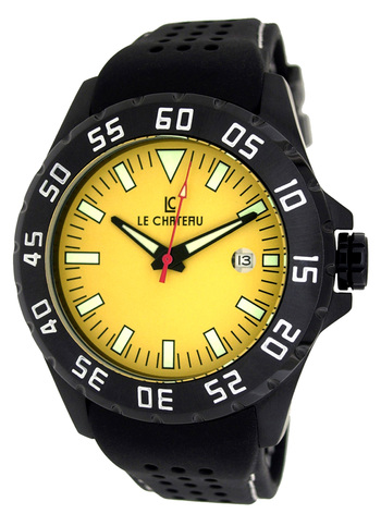 AUTOMATIC MOVEMENT, DAY-DATE DIAL, LC-7074M_YL - RETAIL AT $499.00