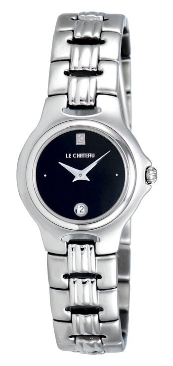 Black,Stainless Steel Case and Band,  LC-2607L-BK ,  RETAIL at  $199.00