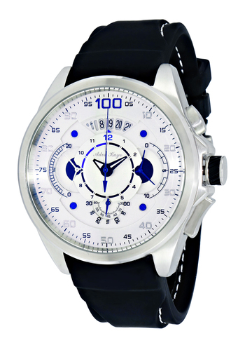 CHRONOGRAPH MOVEMENT, SPECIAL DIAL, AK8900-MSV , RETAIL AT $600.00