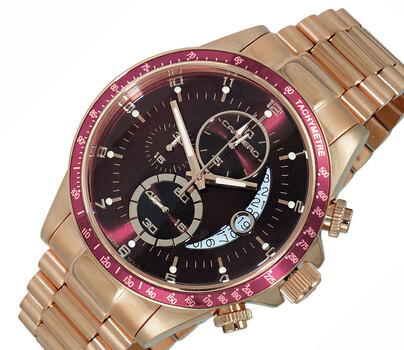 Chronograph, Sunray Date dial, with Function Pusher,  C2R111PU , Retail at MSRP: $2,004.00