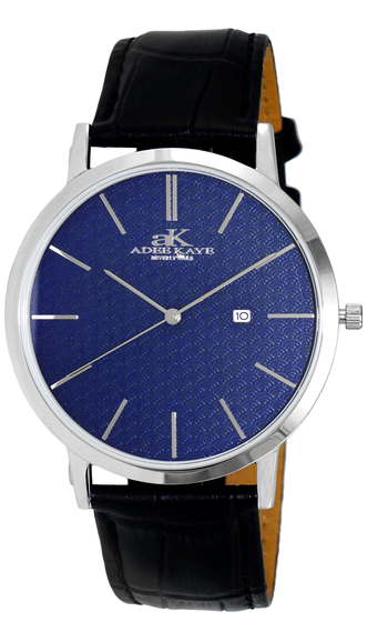 DAY-DATE DIAL, SLIM WATCH, AK3331-M/BU, RETAIL AT $350.00