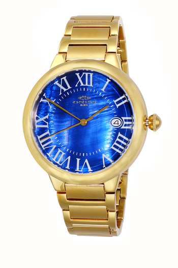 H35 - AUTOMATIC MOVEMENT, DATE - MOP DIAL, ON2222-MGBU - RETAIL AT $620.00
