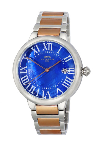 H35 - AUTOMATIC MOVEMENT, DATE - MOP DIAL, ON2222-MTTRG - RETAIL AT $620.00