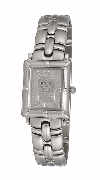 Le Chateau Ladies Stainless Steel, LC3635-LGY (MSRP: $425.00)