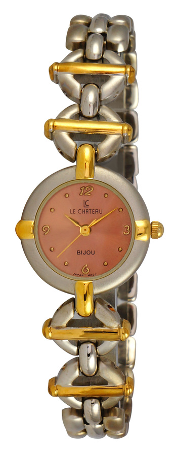 Le Chateau Ladies Watch - 3 Hands Dial (Brand New) RETAIL at  $200.00